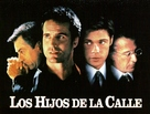 Sleepers - Argentinian Movie Poster (xs thumbnail)
