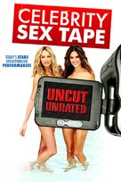 Celebrity Sex Tape - DVD cover (xs thumbnail)