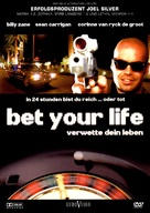 Bet Your Life - German Movie Cover (xs thumbnail)
