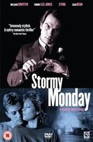 Stormy Monday - British DVD cover (xs thumbnail)