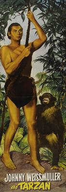 Tarzan and the Huntress - Movie Poster (xs thumbnail)