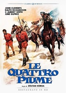 The Four Feathers - Italian DVD movie cover (xs thumbnail)