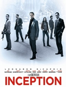 Inception - DVD cover (xs thumbnail)