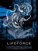 Lifeforce - British Movie Poster (xs thumbnail)