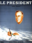 The Roosevelt Story - French Movie Poster (xs thumbnail)