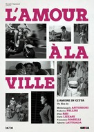 Amore in città, L' - French Re-release movie poster (xs thumbnail)