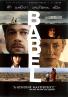 Babel - DVD movie cover (xs thumbnail)