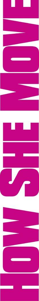 How She Move - Logo (xs thumbnail)