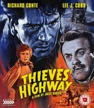 Thieves' Highway - British Blu-Ray cover (xs thumbnail)