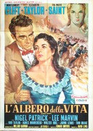 Raintree County - Italian Movie Poster (xs thumbnail)