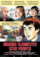 Art School Confidential - Polish Movie Poster (xs thumbnail)