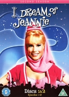 """I Dream of Jeannie"" - British DVD movie cover (xs thumbnail)"