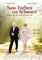 Satte Farben vor Schwarz - Swiss Movie Poster (xs thumbnail)