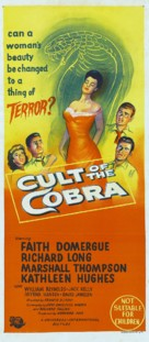 Cult of the Cobra - Australian Movie Poster (xs thumbnail)