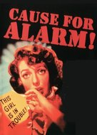 Cause for Alarm! - Movie Poster (xs thumbnail)