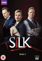 """Silk"" - British DVD movie cover (xs thumbnail)"