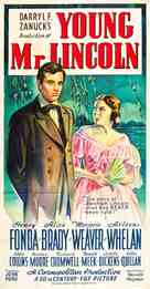 Young Mr. Lincoln - Movie Poster (xs thumbnail)