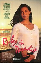 Ruby in Paradise - British Movie Poster (xs thumbnail)