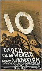 Oktyabr - Dutch Movie Poster (xs thumbnail)