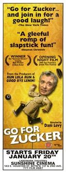 Alles auf Zucker! - Movie Poster (xs thumbnail)