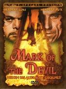 Hexen bis aufs Blut gequält - Austrian DVD cover (xs thumbnail)