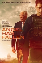 Angel Has Fallen - Danish Movie Poster (xs thumbnail)