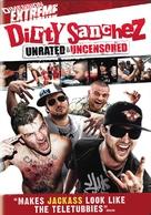 Dirty Sanchez: The Movie - DVD cover (xs thumbnail)