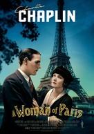 A Woman of Paris - Swedish Movie Poster (xs thumbnail)