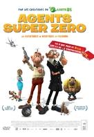 Mortadelo y Filemón contra Jimmy el Cachondo - French DVD cover (xs thumbnail)