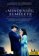 The Theory of Everything - Hungarian Movie Poster (xs thumbnail)