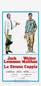 The Odd Couple - Italian Movie Poster (xs thumbnail)