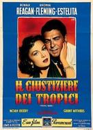 Tropic Zone - Italian Movie Poster (xs thumbnail)