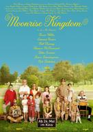 Moonrise Kingdom - German Movie Poster (xs thumbnail)