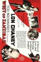West of Zanzibar - Movie Poster (xs thumbnail)