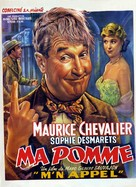 Ma pomme - Belgian Movie Poster (xs thumbnail)