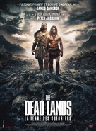 The Dead Lands - French Movie Poster (xs thumbnail)