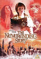 """Tales from the Neverending Story"" - British DVD movie cover (xs thumbnail)"