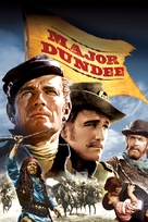 Major Dundee - DVD movie cover (xs thumbnail)