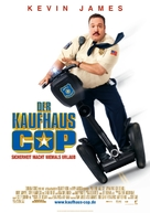 Paul Blart: Mall Cop - German Movie Poster (xs thumbnail)