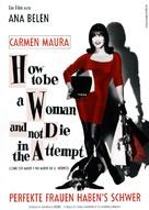 Cómo ser mujer y no morir en el intento - Swiss Movie Poster (xs thumbnail)