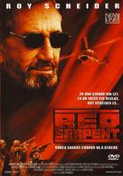 Red Serpent - Spanish DVD cover (xs thumbnail)