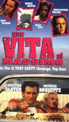 True Romance - Italian Movie Cover (xs thumbnail)