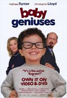 Baby Geniuses - Video release movie poster (xs thumbnail)