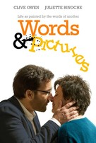 Words and Pictures - Movie Poster (xs thumbnail)