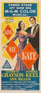 Kiss Me Kate - Australian Movie Poster (xs thumbnail)
