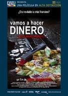 Let's Make Money - Spanish Movie Poster (xs thumbnail)