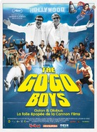The Go-Go Boys: The Inside Story of Cannon Films - French Movie Poster (xs thumbnail)