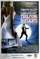 The Living Daylights - Belgian Movie Poster (xs thumbnail)