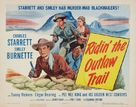 Ridin' the Outlaw Trail - Movie Poster (xs thumbnail)