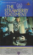 The Strawberry Statement - VHS cover (xs thumbnail)